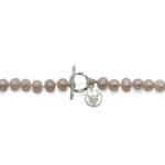 Blush Pearl Necklace | Small | Lullu Pearl Jewellery