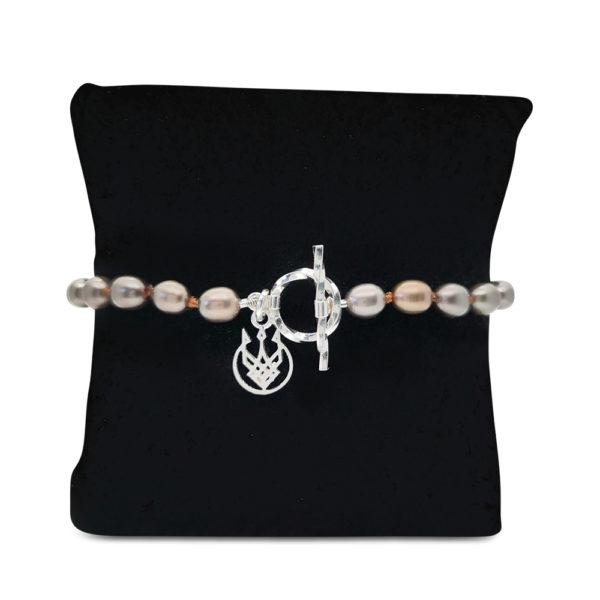 Desert Night Pearl Bracelet | Lullu Pearl Jewellery South Africa