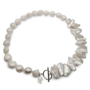 Seaside Pearl Necklaces | Lullu Luxury Pearl Jewellery