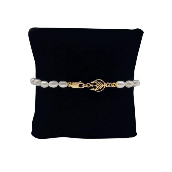 Stacey Pearl Bracelet | Lullu Pearl Jewellery
